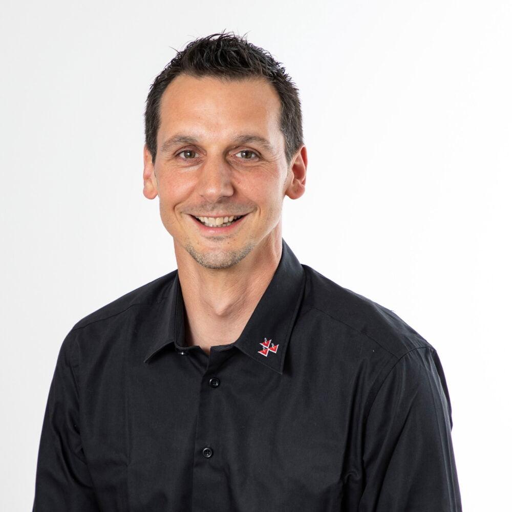 Andreas Tanner, Projektleiter der Viktor Wyss AG in Flumenthal, Solothurn