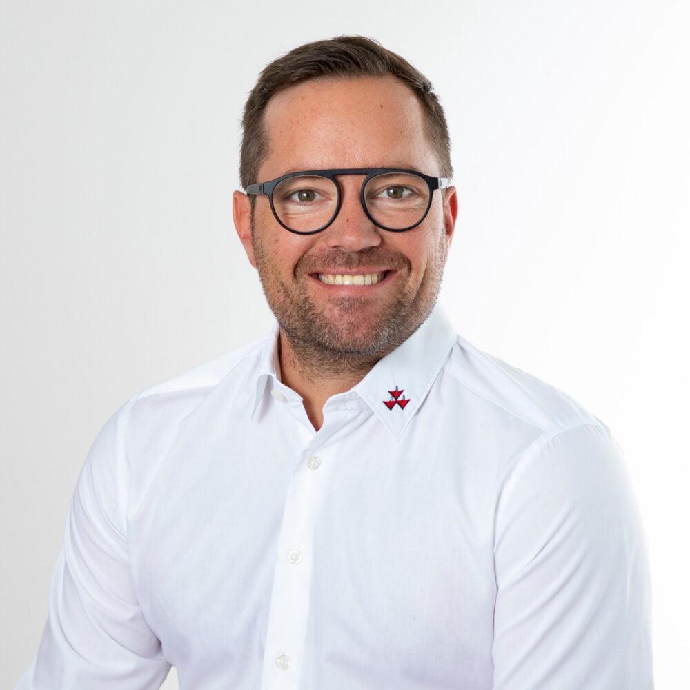 Olivier Besançon Projektleiter der Viktor Wyss AG in Flumenthal, Solothurn