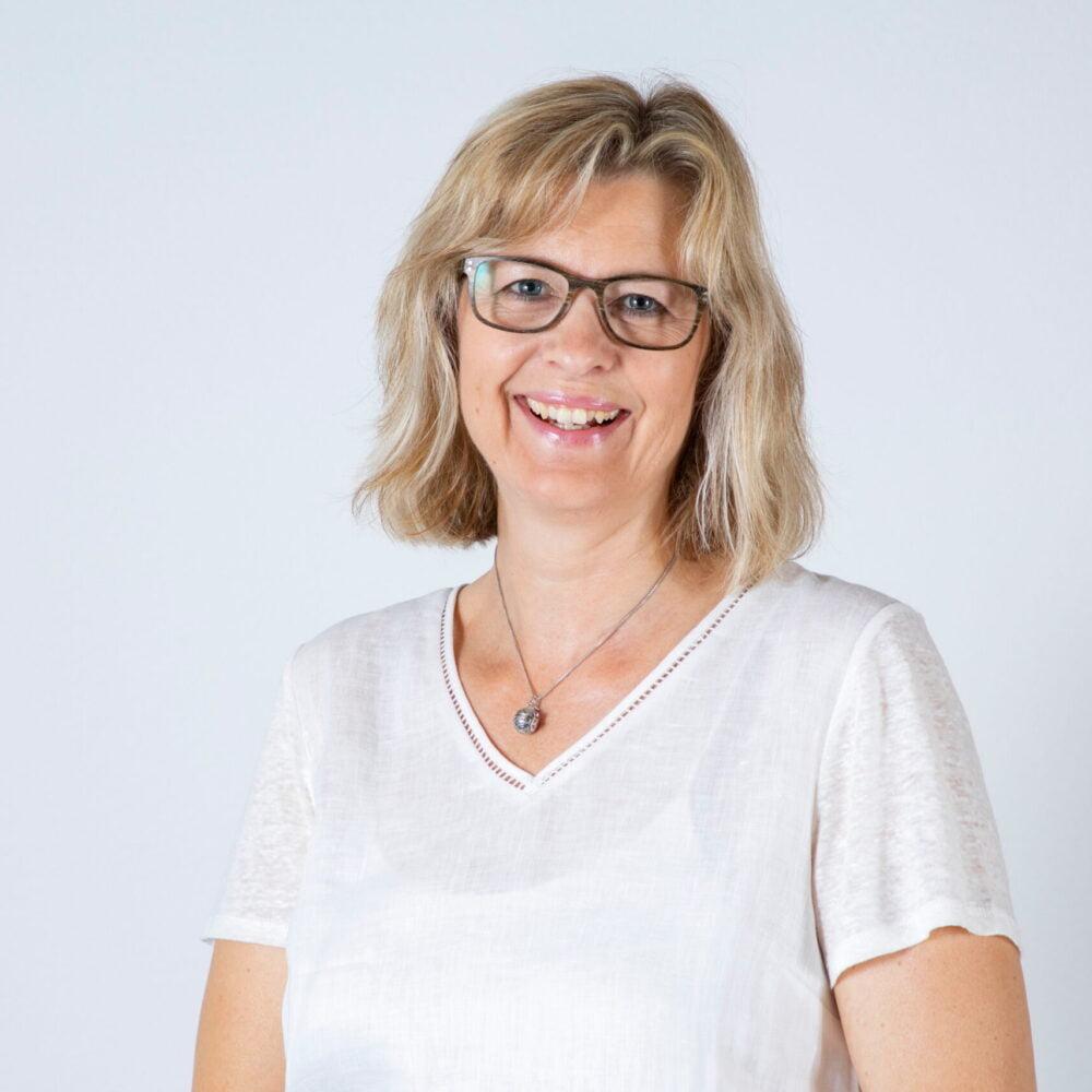Karin Wyss Administration, Marketing, Lehrlingswesen der Viktor Wyss AG in Flumenthal, Solothurn